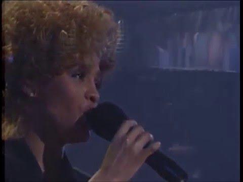 Whitney Houston  You Give Good Love  Soul Train Awards