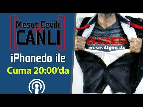 """Mesut Çevik ile Canlı   Konuk: iPhonedo """"Faruk Korkmaz"""""""