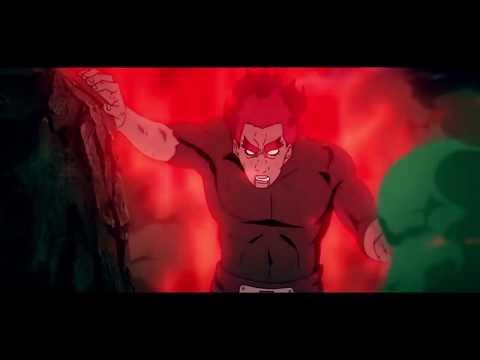 Аниме Реп про Майто Гая и Рок Ли из Наруто   Rap Do Might Guy & Rock Lee   Narut