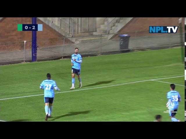 Round 11 - NPL NSW Men's – Marconi v Sydney FC