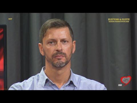 Elettori & Eletti 2020: Tommaso Laurora, candidato sindaco Trani governa