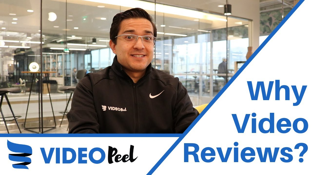 Why Video Reviews and Video Testimonials? | VideoPeel Podcast ep. 201