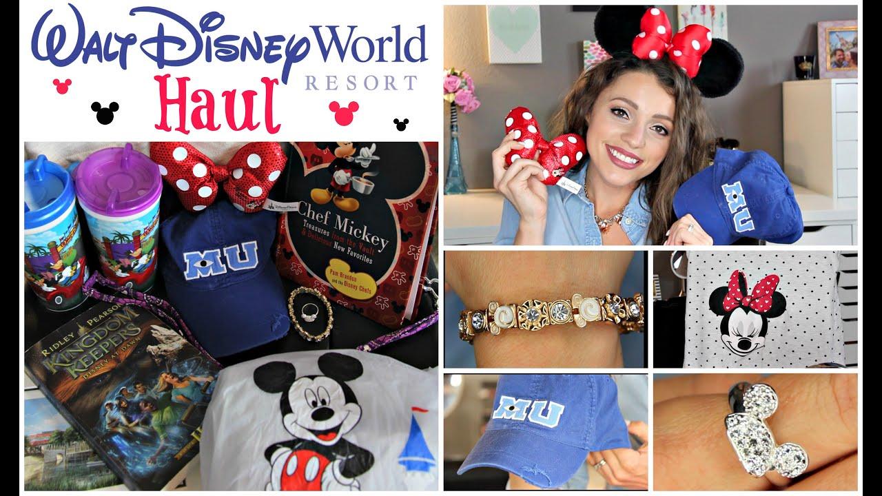 b97dd82f8 Walt Disney World Haul | Clothes, Jewelry, & More! - YouTube