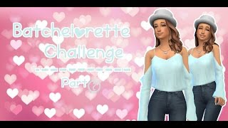Die Sims 4 Bachelor Challenge #3 Speed Dating | Let's Play