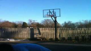 Basketball Trick Shots - J. Cole (I Really Mean It)