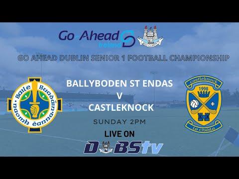 SFC 1 QF - Ballyboden St Endas v Castleknock