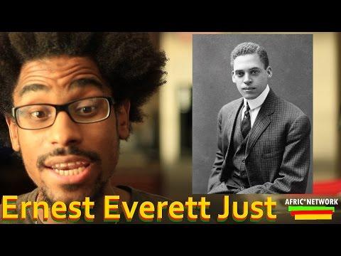 ernest everett just biography