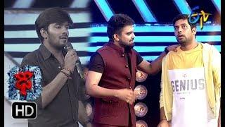 Sudheer | Rashmi | Hemanth | Funny Joke | Dhee 10 | 16th May 2018 | ETV Telugu
