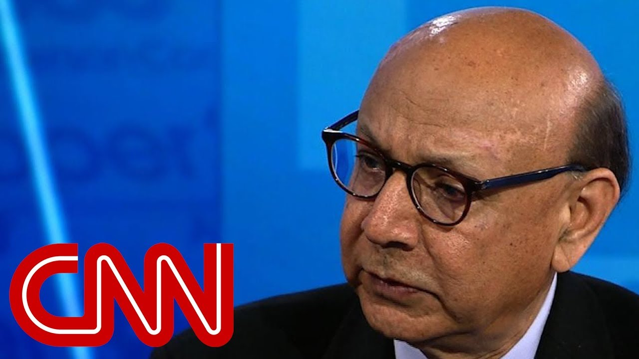 Khizr Khan: Someone should read McCain's book to Trump