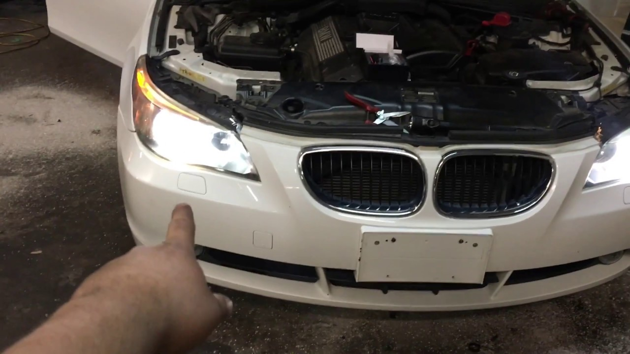 Find Wiring For Passenger Front Light For 2004 530I Bmw from i.ytimg.com