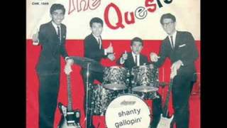 The Quests (Singapore) - Shanty (1964) [*Audio*]