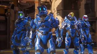 Halo 5: NEW 2017 EPIC SWAT LIVE COMMENTARY GAMEPLAY