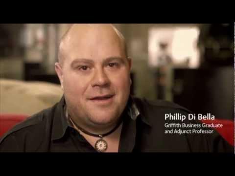 Phillip Di Bella, Griffith Business School Graduate