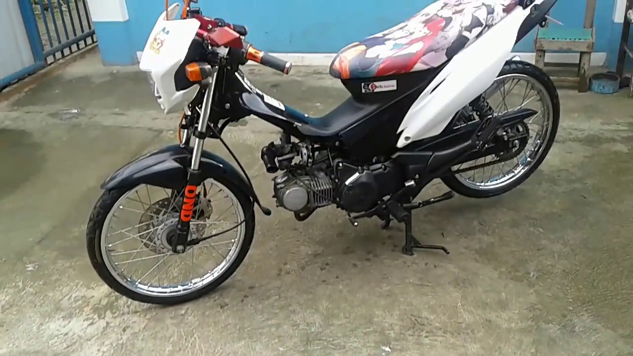 Honda xrm 125 modified trinity