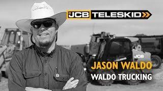 JCB Teleskid Versatility - Waldo Trucking Testimonial