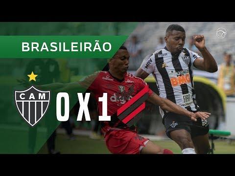 ATLÉTICO-MG 0 X 1 ATHLETICO - GOL - 24/11 - BRASILEIRÃO 2019