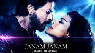 Janam Janam - Instrumental Cover Mix (Dilwale/Arijit Singh)  | Harsh Sanyal |