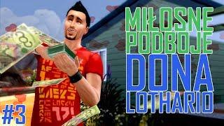 WESELICHO I METAMORFOZY | Miłosne Podboje Dona Lothario #3 | The Sims 4