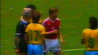 Copa do Mundo 1986 - Oitavas de Final - Brasil 4 x 0 Polônia