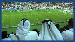 Qatar's World Cup 2022 workers: 'We may as well just die here' | Guardian Investigations