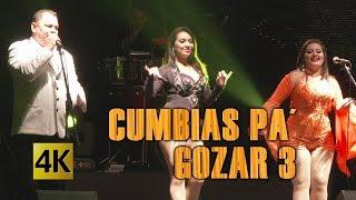 Cumbias Pa´ Gozar 3 / Calidad 4K / El Ciclon, Bailando, No Provoques Mi Pichichi, Seis De La Mañana