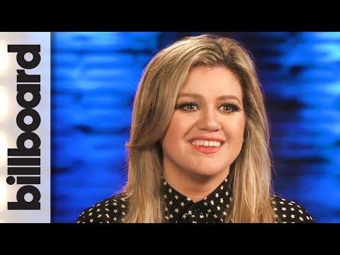Kelly Clarkson on Hosting The Billboard Music Awards