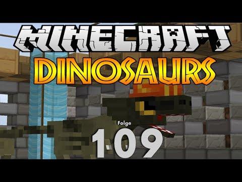 Minecraft Dinosaurs Großfütterung HD YouTube - Minecraft hauser verschonern