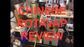 Cheap Chinese Rotavap Review: RE-501 Rotary Evaporator thumbnail