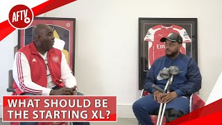 Arsenal vs Liverpool | What Should Be The Starting Xl?