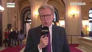 Theo Koll zu den Entwicklungen in Spanien/Katalonien 27.10.2017