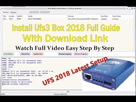 How To Install Ufs3 Panel Latest Version 2018 New Update Full Guide By SaraSoft In Urdu  Hindi