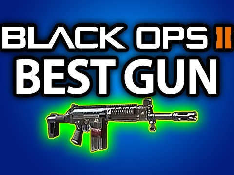 Best Black Ops 2 Weapon Best Class Setup Call Of Duty Black Ops