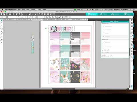 How To Put Silhouette Files In Cricut Design Studio Youtube