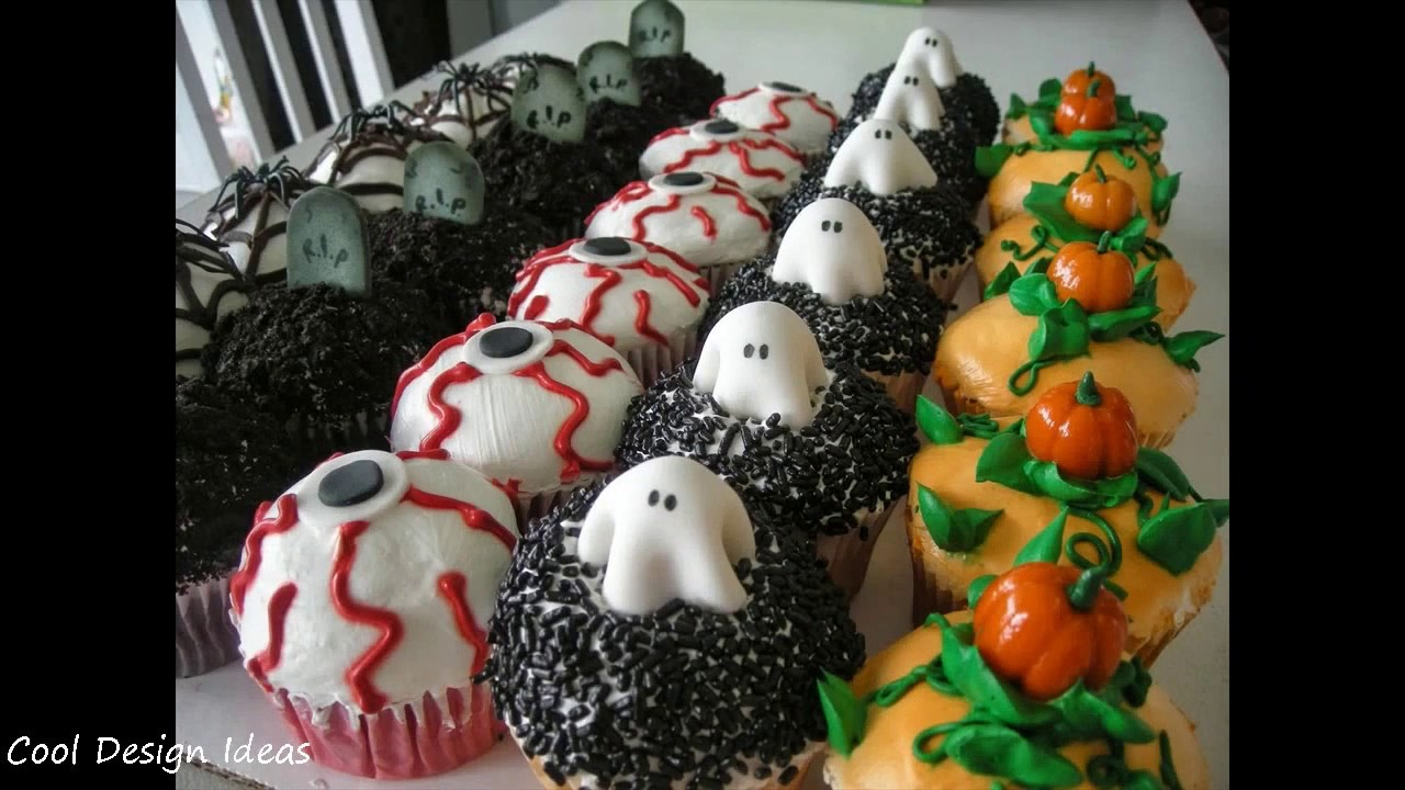 Scary Halloween Food Decorations Ideas Youtube
