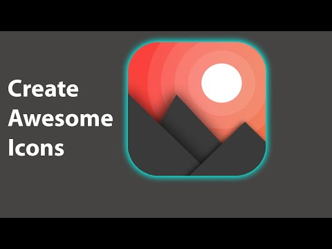 Create Icon Using Photoshop | Create Icon For Android App | Create Icons In Photoshop