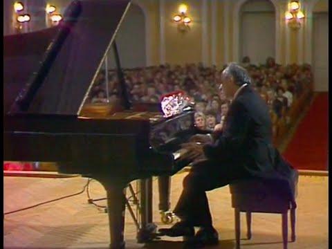 Naum Shtarkman plays Chopin, Schumann, Schubert - video 1990