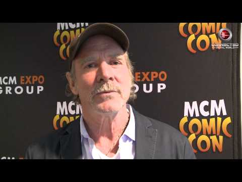Falling Skies Season 5 - Will Patton Interview at MCM Comic Con London May 2015