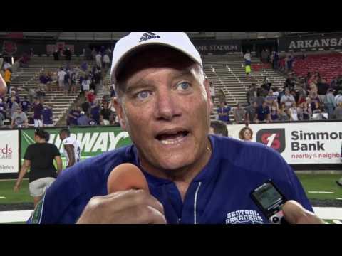 Football: Coach Reaction, Arkansas State