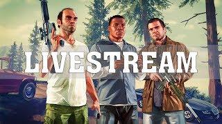 GTA V Redux Friday Night Shenanigans 4K PC Gameplay | ThirtyIR