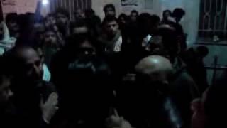 (Shaam 2010) So gaya maqtal may Akbar - Ansar Party (vain)