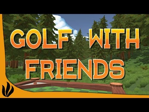 Les CyB0RG's font du Golf ! - Golf With Friends