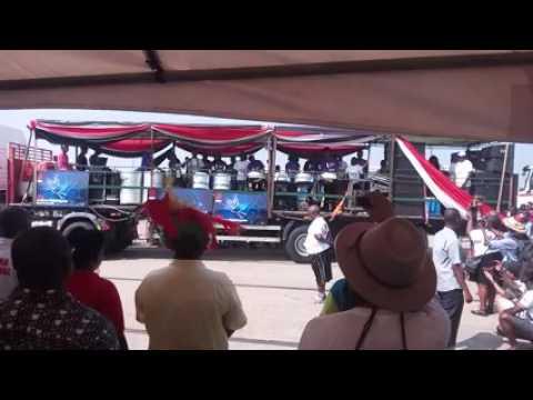 Ghana Tourism Federation at Ghana Carnival 2016