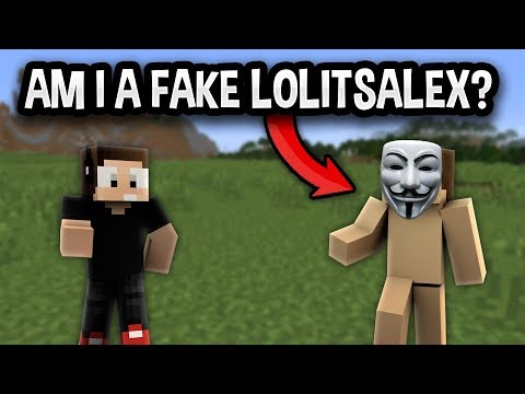 A STAFF MEMBER ACCUSED ME OF BEING A FAKE LOLITSALEX....   Stream Highlights