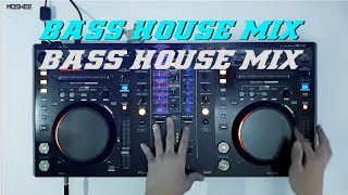클럽음악 디제잉) 요즘 해외에서 인기많은 베이스하우스 미니믹스 ! BASS HOUSE MINI MIX 2018 5 18 (모쉬댄스뮤직 )