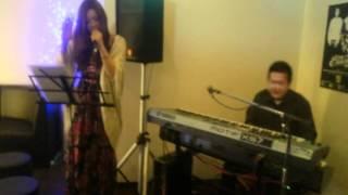 2012.5.12 Music Bar SOUND JOKERにて、1周年記念パーティーのステージ...