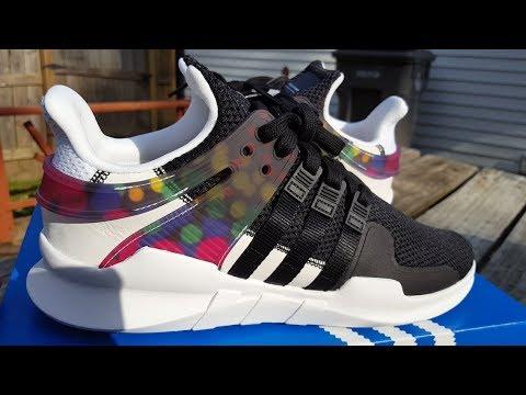 scarpe adidas rainbow