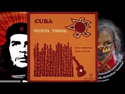 Silvio Rodríguez Pablo Milanés Cuba *Nueva Trova* 1978 Disco completo