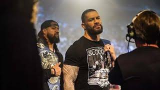 Roman Reigns Reaction For Finnbalor 😯🧐 Live Event Match