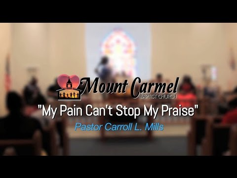 My Pain Can't Stop My Praise