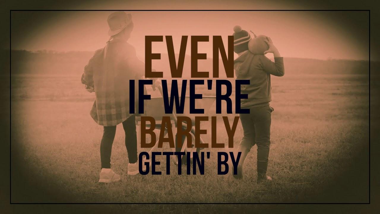 Rod Black - Barely Gettin' By (Lyric Video)